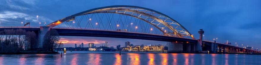 Brugradar | Is de Van Brienenoordbrug in Rotterdam open ...